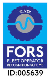 FORS Silver accreditation logo