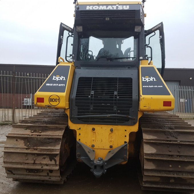 New to our fleet and available for hire!